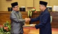 Permalink ke DPRD Gelar Rapat Penyampaian Pandangan Umum Fraksi Terkait Ranperda APBD-Perubahan 2019