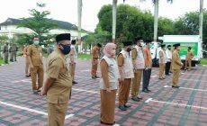 Permalink ke Peduli Kepada Masyarakat Terdampak Covid-19, Tim Satgas Pangan Provinsi Jambi Salurkan 635 Paket Sembako