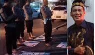 Permalink ke HM Puji Personil Subbid Provos Polda Jambi Pengaman Gereja Sholat Berjamaah Alas Koran yang Viral di Medsos
