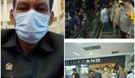 Permalink ke Rombongan Walikota Fasha Sidak Prokes di Mall, HM : Kami Dewan Support Saudara