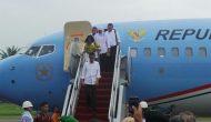 Permalink ke Turun Dari Pesawat Kepresidenan, Jokowi Langsung Meresmikan Bandara STS Jambi