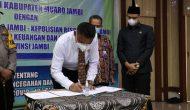 Permalink ke Ketua DPRD Muaro Jambi Turut Saksikan Penandatanganan MoU Pengawasan Pengunaan Dana Covid-19