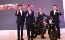 Permalink ke Kren, AHM Luncurkan All New Honda CB150 Verza