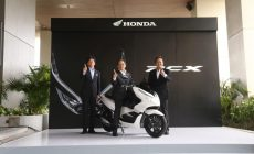Permalink ke Hebat, All New Honda PCX 150 Produksi Indonesia Diperkenalkan Langsung Oleh AHM