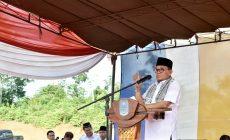 Permalink ke Fachrori Bantu Pembangunan Kelas Baru Madrasah Nurul Falah Pamenang