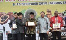 Permalink ke Fachrori Dianugrahi Penghargaan Perkebunan