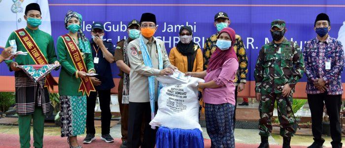 Fachrori : JPS Kebijakan Pemprov Jambi Tanggulangi Covid-19