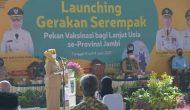 Permalink ke Pj. Gubernur Launching Gerakan Serempak Pekan Vaksin Lansia se-Provinsi Jambi