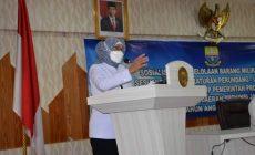 Permalink ke Pj.Gubernur Jambi Buka Acara Sosialisasi Penyusutan Barang Milik Daerah Lingkup Pemprov Jambi