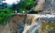 Permalink ke Jalan Tabir Barat Putus, Lima Desa Terancam Terisolir