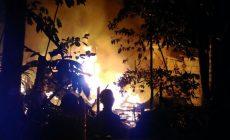 Permalink ke Satu Rumah Warga Dusun Sungai Lilin, Bungo Ludes Terbakar