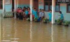 Permalink ke Banjir, Puluhan Siswa di Berbak Terpaksa Diliburkan