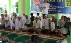 Permalink ke Ratusan Warga Binaan Lapas Kelas IIB Kuala Tungkal Khataman Al-Qur'an