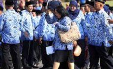 Permalink ke Disdik Tanjabbar Belum Lunasi TKD Guru Bulan Desember 2016