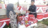 Permalink ke Jelang Hari Kemerdekaan 17 Agustus, Penjual Bendera Merah Putih Mulai Sesaki Kota Jambi