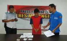 Permalink ke Jadi Bandar Sabu, Pemuda Umur 18 Tahun Ini Diringkus Aparat