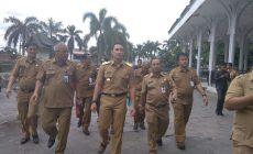 Permalink ke Plt Kadis PUPR H. Arfan Dampingi Gubernur Zola Tinjau Lokasi Masjid Al Falah