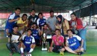 Permalink ke Wartawan Tanjabar Juara Turnamen Futsal Porwada PWI Jambi
