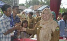 Permalink ke Bupati dan Wakil Bupati Muarojambi Tinjau Pilkades Serentak Jilid II