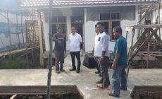 Permalink ke H. Bakri Kecewa, Pengerjaan Fisik Rumah Nelayan Nipah Panjang Lamban