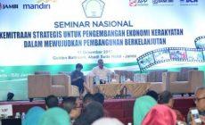 Permalink ke Datang ke Jambi, Menteri Desa RI Hadiri Seminar Nasional ISEI