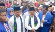 Permalink ke Dikomandoi Lutfi, Tim Rumah Aspirasi H. Bakri Bersama DPW PAN Antarkan Adi Rozal Daftar ke KPU