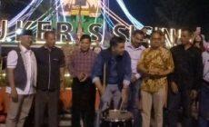 Permalink ke Dihadapan Ribuan Masyarakat Kota Jambi, Wali kota Fasha Resmikan Car Free Night