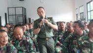 Permalink ke Pasi Intel Kodim 0415/BTH Ingatkan Prajurit TNI Jaga Netralitas di Pilkada 2018