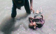 Permalink ke Geger, Warga Temukan Mayat Terapung di Sungai Batang Merao