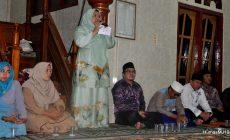 Permalink ke Safari Ramadhan, Bupati Masnah Buka Bersama Warga Desa Talang Belido