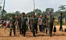 Permalink ke Pangdam II/Sriwijaya Datangi Kampung Terpadu SAD