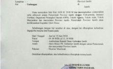 Permalink ke Plt. GUBERNUR JAMBI UNDANG PIMPINAN MEDIA HADIRI OPEN HOUSE IDUL FITRI