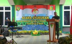 Permalink ke Dandenpom II/2 Jambi Minta Prajurit TNI Netral