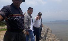 Permalink ke Cek Turap Danau Kerinci, Bakri Bilang Masih Ada Pekerjaan Turap Lanjutan