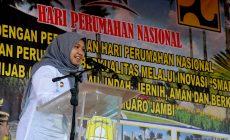 Permalink ke Bupati Masnah Launching Gerakan Cinta Taman #Dusunberhijab