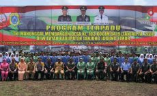 Permalink ke Pembukaan TMMD ke-103 di Tanjabtim Dihadiri Sekitar 500 Undangan