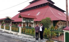 Permalink ke Masjid Tertua di Kerinci Dapat Suntikan Dana Pemeliharaan dari Pusat,  H. Bakri Harapkan Hasil Perbaikan Bisa Menambah Minat Kunjungan Wisata Religi