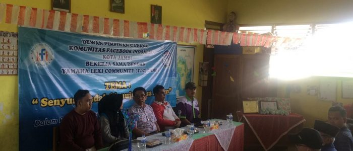 H. Bakri Puji Program Sosial KFI
