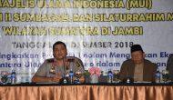 Permalink ke Wakapolda Jambi Narasumber Rakorda MUI Wilayah II se-Sumbagsel dan Silaturahim MUI Wilayah I se-Sumatera