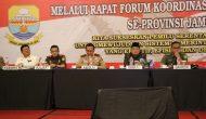 Permalink ke Sambut Pemilu 2019, Kapolda Jambi Hadiri Rakor Pimpinan Daerah Provinsi Jambi dan Kabupaten/Kota se-Provinsi Jambi