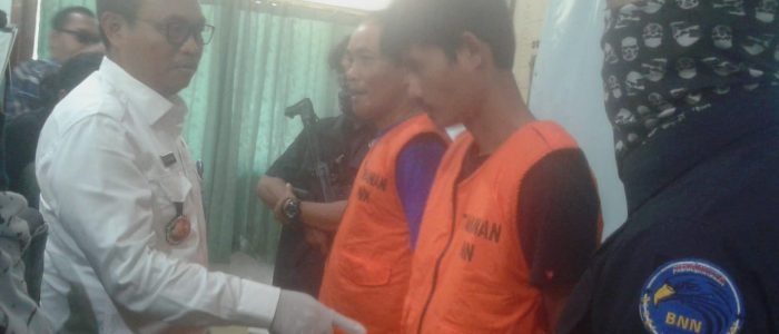 Lagi, BNNP Tangkap Dua Pelaku Penyalahgunaan Narkotika