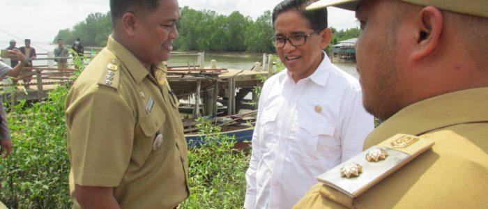 H. Bakri Sebut Tiga Kabupaten Bakal Dibangun Halte Penyeberangan