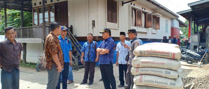 Ditinjau H. Bakri, Warga Kelurahan Jelmu Akui Sangat Merasakan Manfaat Program Kotaku