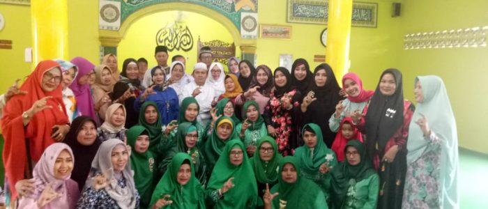 KJC Berkolaborasi Bersama KKJC Peringati Maulid Nabi Muhammad SAW di Masjid Baiturrahman Jelutung
