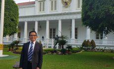 Permalink ke Diundang ke Istana Negara Hadiri Pelantikan Gubernur Jambi, H. Bakri Siap Bergandengan dengan Fachrori Lobi Anggaran Pusat