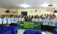 Permalink ke Ajenrem Jambi Terus Sosialisasikan Penerimaan Prajurit TNI AD