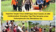 Permalink ke Kapolres Tanjabtim Tinjau Banjir di Desa Pematang Rahim