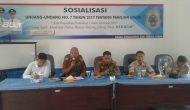 Permalink ke Sosialisasikan UU Pemilu, Ini Tujuan yang Disampaikan Kaban Kesbangpol Tanjabtim