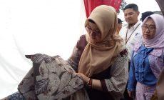 Permalink ke Yuliana Fasha Hadiri Sekaligus Membuka Secara Resmi Acara Pelatihan Pembuatan Batik Khas Jambi Yang Diselenggarakan oleh Pertamina EP asset 1 field Jambi