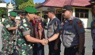 Permalink ke Perkokoh Sinergitas TNI Polri, Danrem 042/Gapu Berkunjung Ke Mapolres Tebo